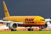 D-AALS - DHL (Aerologic) Boeing 777F aircraft