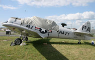 F-AZRB - Private North American Harvard/Texan (AT-6, 16, SNJ series) aircraft