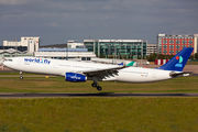 World2Fly A330 brought refugees from Afghanistan to Birmingham title=