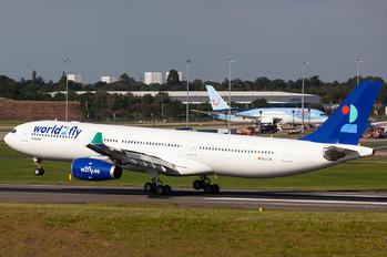 EC-LXR - World2fly Airbus A330-300