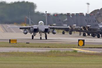 91-0309 - USA - Air Force McDonnell Douglas F-15E Strike Eagle