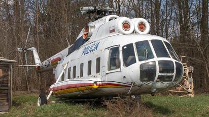 SN-40XP - Poland - Police Mil Mi-8S