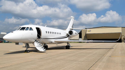 N520SC - Private Dassault Falcon 2000 DX, EX