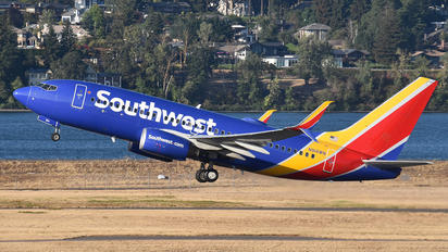 N914WN - Southwest Airlines Boeing 737-700