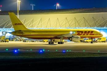G-BMRA - DHL Cargo Boeing 757-200