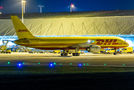 DHL Cargo Boeing 757-200 G-BMRA at East Midlands airport