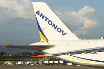 UR-82007 - Antonov Airlines /  Design Bureau Antonov An-124-100 Ruslan