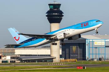 G-OBYK - TUI Airways Boeing 767-300ER
