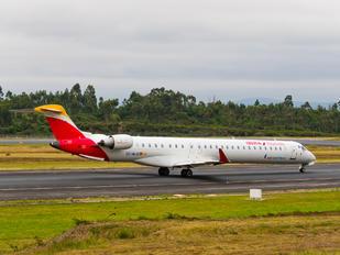 EC-MJQ - Air Nostrum - Iberia Regional Canadair CL-600 CRJ-1000