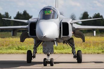 227 - Sweden - Air Force SAAB JAS 39C Gripen