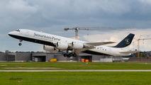 Rare visit of Douglas DC-8 to Stuttgart title=