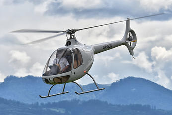 OK-SSS - Private Guimbal Hélicoptères Cabri G2