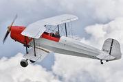 OE-CTH - Private Casa 1.131E Jungman aircraft