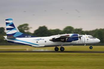 UR-CQV - Vulkan Air Antonov An-26 (all models)