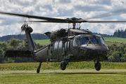 7446 - Slovakia -  Air Force Sikorsky UH-60M Black Hawk aircraft