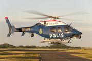 SE-JPT - Sweden - Police Bell 429 aircraft