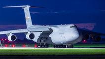 USAF Lockheed C-5M visited Ostrava title=