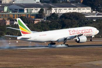 ET-AVN - Ethiopian Cargo Boeing 777F
