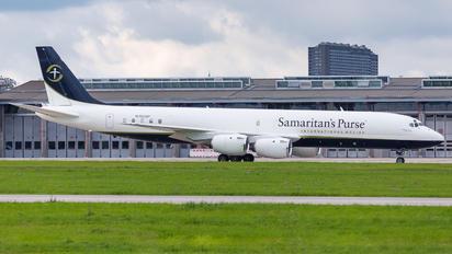 N782SP - Samaritan\'s Purse Douglas DC-8-72