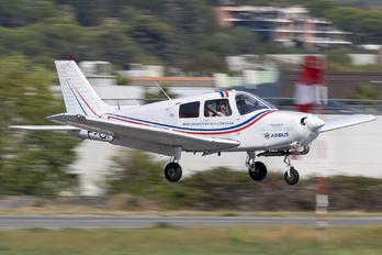 F-GNCM - Private Piper PA-28 Cadet