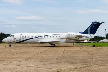VP-CFZ - Flying Group Bombardier CL-600-2B19 Challenger 850