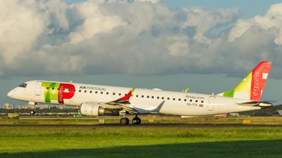 CS-TTX - TAP Express Embraer ERJ-195 (190-200)