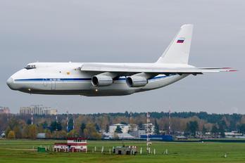 RF-82034 - Russia - Air Force Antonov An-124
