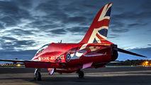 "XX219 - Royal Air Force ""Red Arrows"" British Aerospace Hawk T.1/ 1A aircraft"