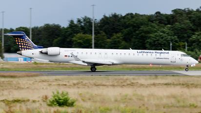 D-ACNF - Lufthansa Regional - CityLine Bombardier CRJ-900LR