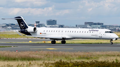 D-ACNC - Lufthansa Regional - CityLine Bombardier CRJ-900LR