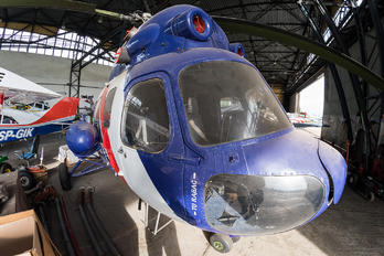 SP-IBX - Private Mil Mi-2