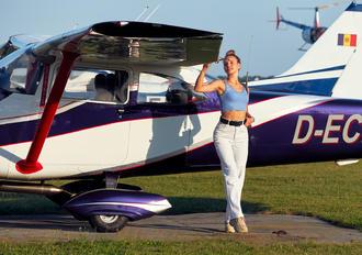 D-ECLX - Private Cessna 172 Skyhawk (all models except RG)