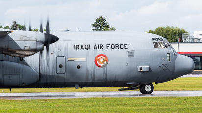 YI-307 - Iraq - Air Force Lockheed C-130J Hercules