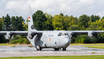 Iraqi Air Force Lockheed C-130 visited Pardubice title=