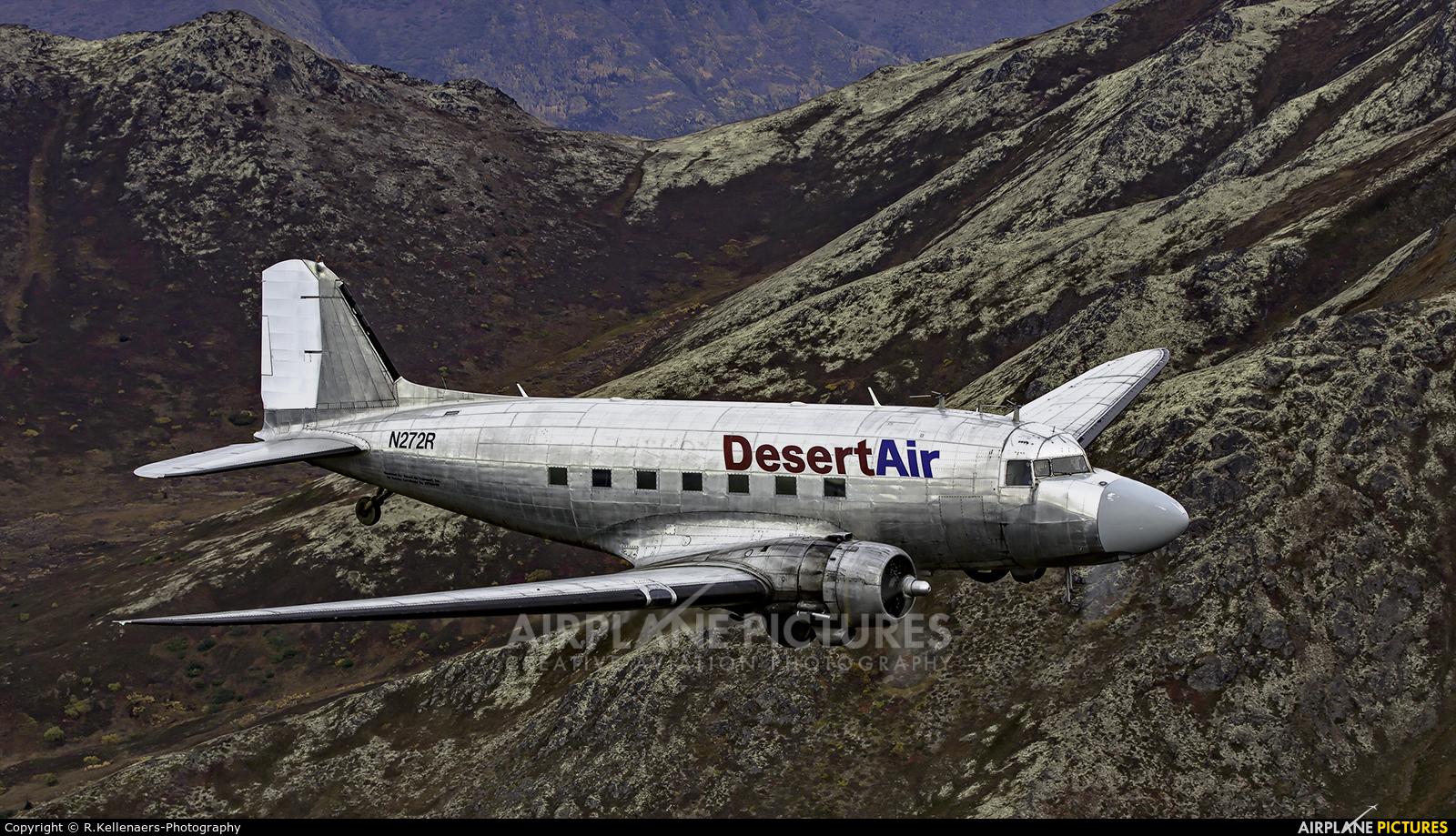 Desert Air N272R aircraft at In Flight - Alaska