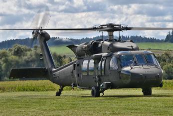 7446 - Slovakia -  Air Force Sikorsky UH-60M Black Hawk