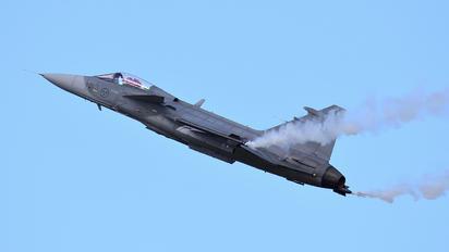 227 - Croatia - Air Force SAAB JAS 39C Gripen