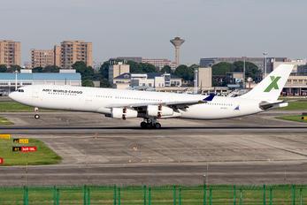 9H-NFC - Air X World Cargo (Air X Charter) Airbus A340-300