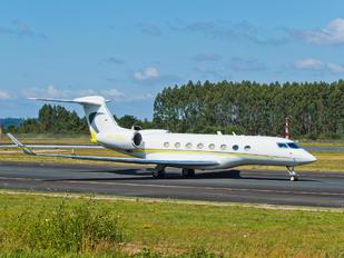 VP-CKL - Jet Aviation Business Jets Gulfstream Aerospace G650, G650ER