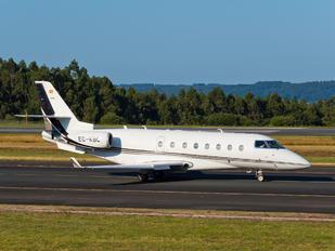 EC-KBC - Executive Airlines  Gulfstream Aerospace G200