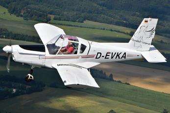 D-EVKA - Private Zlín Aircraft Z-42M