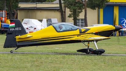 HA-XEG - Private Genevation Aircraft GenPro