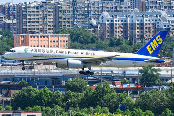 B-2831 - China Postal Airlines Boeing 757-200F