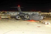 Qatar Amiri Boeing C-17 visited Cancun title=
