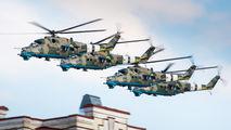 - - Ukraine - Army Mil Mi-24P aircraft