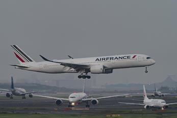 F-HTYH - Air France Airbus A350-900