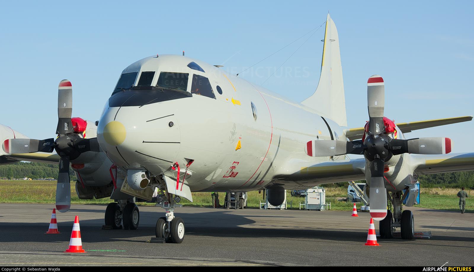 Germany - Navy 60+04 aircraft at Gdynia- Babie Doły (Oksywie)