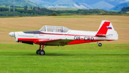 OM-CRO - Private Zlín Aircraft Z-526F