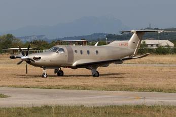 LX-JFD - Jetfly Aviation Pilatus PC-12