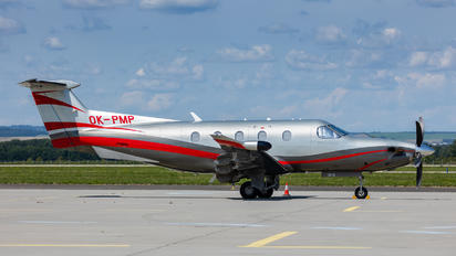 OK-PMP - Private Pilatus PC-12